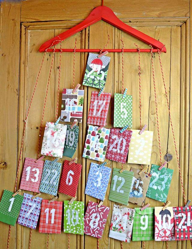 DIY διακοσμήσεις Χριστουγέννων2
