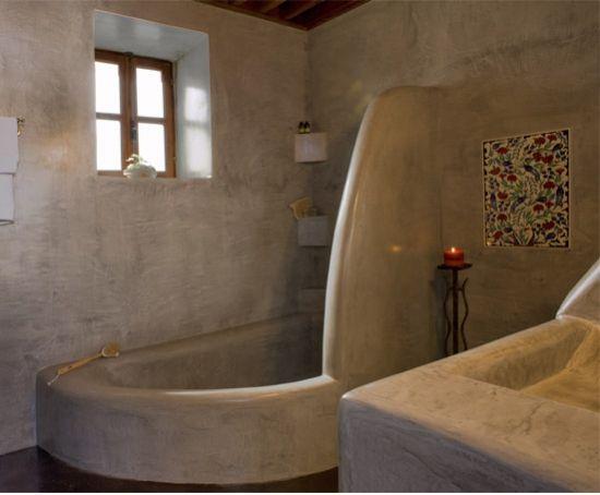 Μπετόν στο μπάνιο ιδέες39