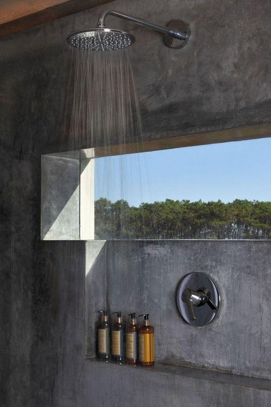 Μπετόν στο μπάνιο ιδέες41