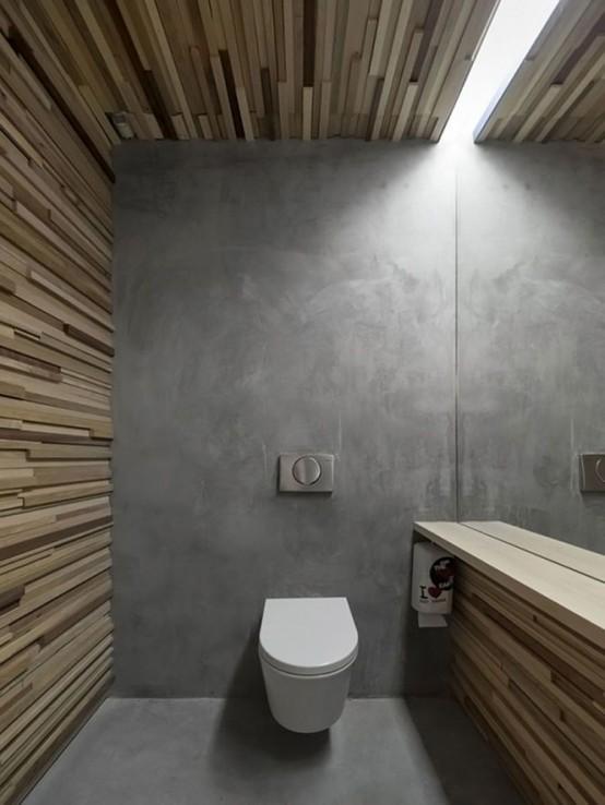 Μπετόν στο μπάνιο ιδέες5