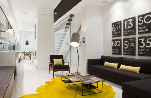 ιδέες διακόσμησης με κίτρινο10