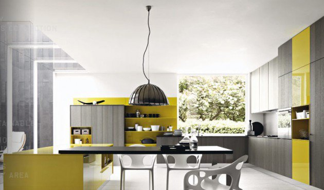 ιδέες διακόσμησης με κίτρινο14