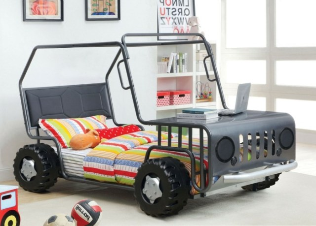 Car beds for your child's room14