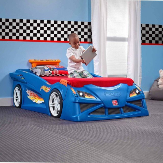 Car beds for your child's room16
