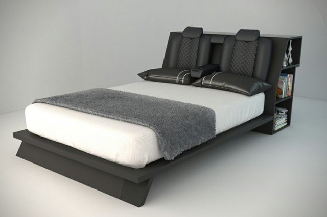 Car beds for your child's room29