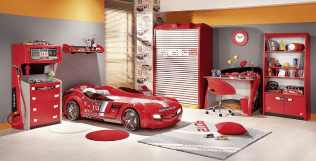 Car beds for your child's room6