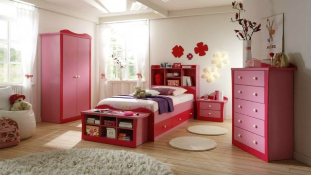 ιδέες για κοριτσίστικα δωμάτια42