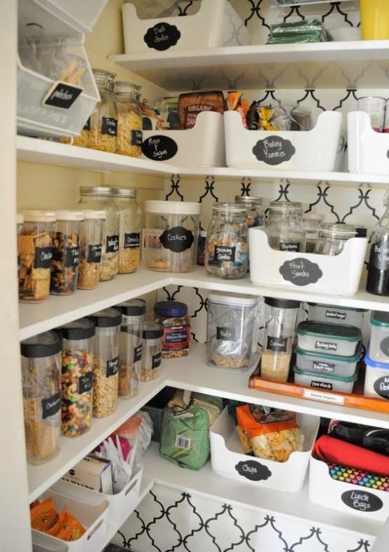 οργάνωση ντουλαπιών αποθήκευσης τροφίμων16