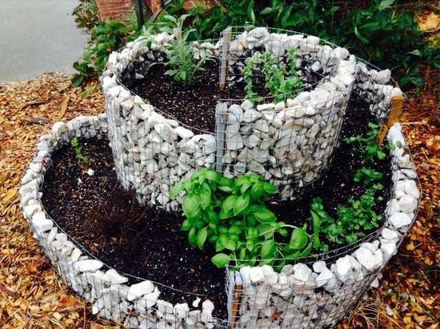 υπερυψωμένος κήπος από συρματοκιβώτια14