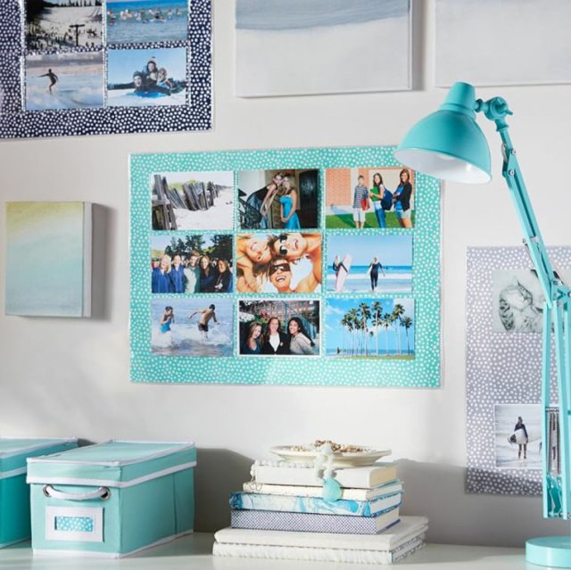 creative ideas to display pictures20