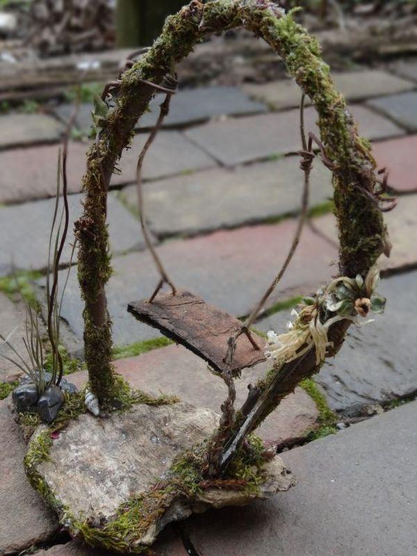 Διακοσμητικά από κλαδιά των δέντρων13