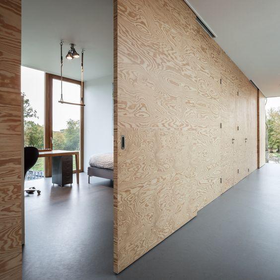 ιδέες με συρόμενες πόρτες21