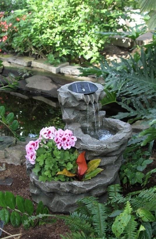 DIY διακοσμήσεις κήπου16
