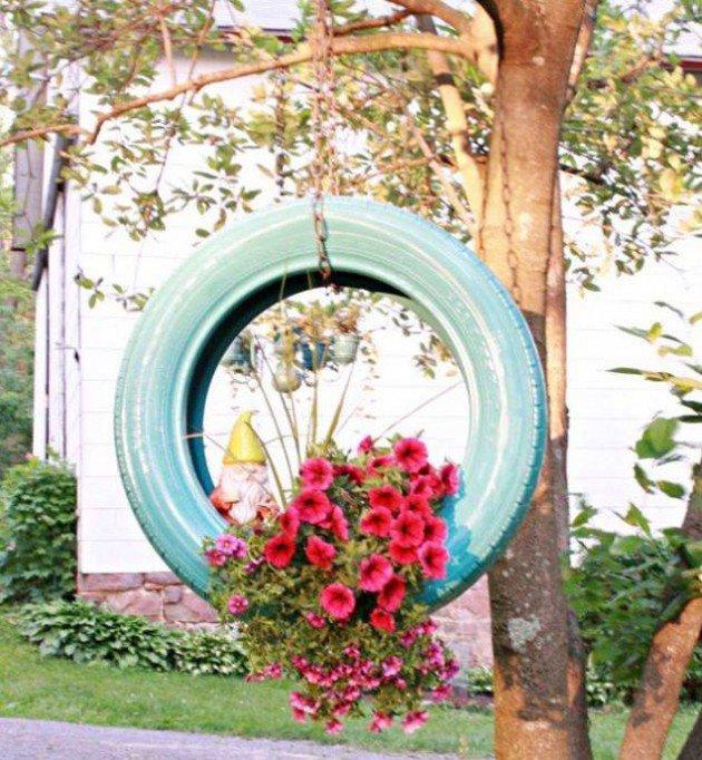 DIY διακοσμήσεις κήπου17