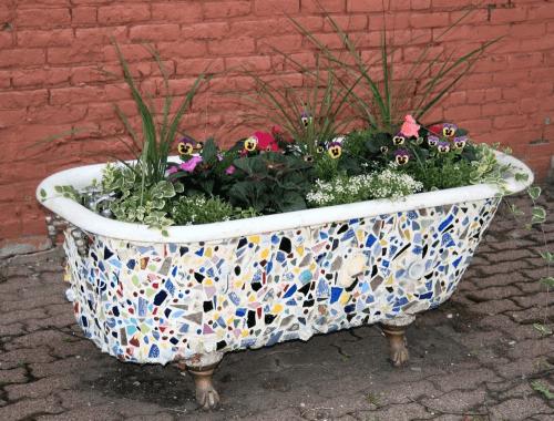 DIY διακοσμήσεις κήπου19