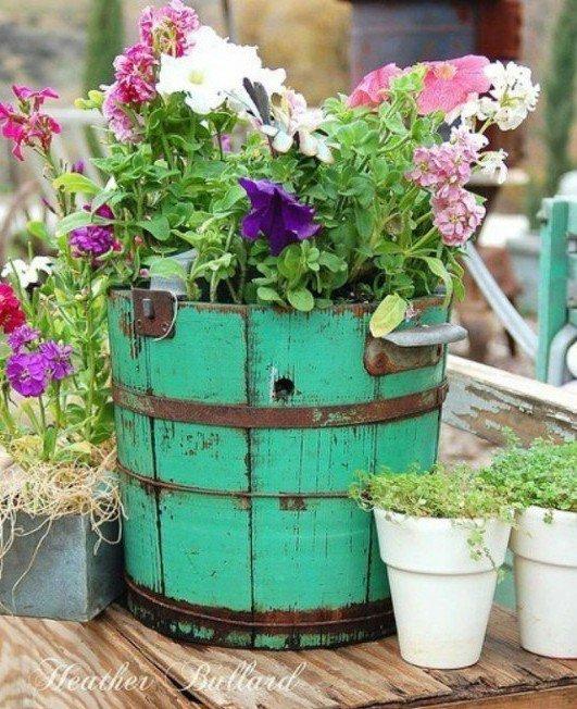 DIY διακοσμήσεις κήπου9
