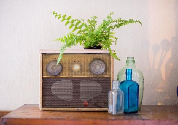 DIY ιδέες γλάστρας από οικιακά είδη27