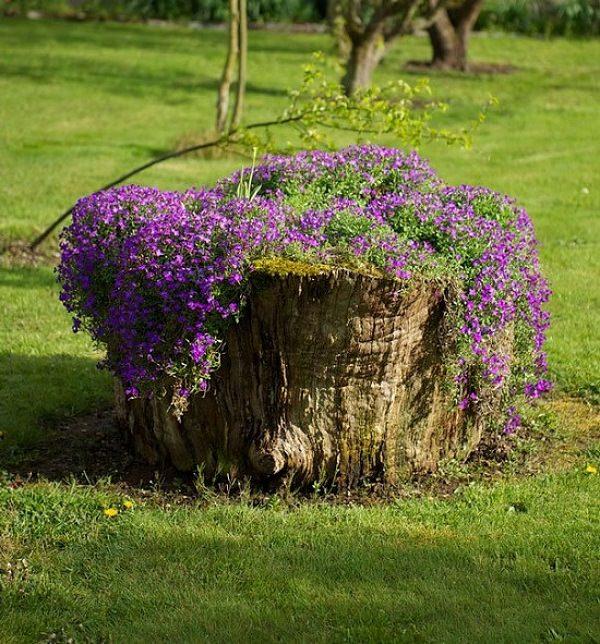DIY ιδέες γλάστρας από οικιακά είδη6