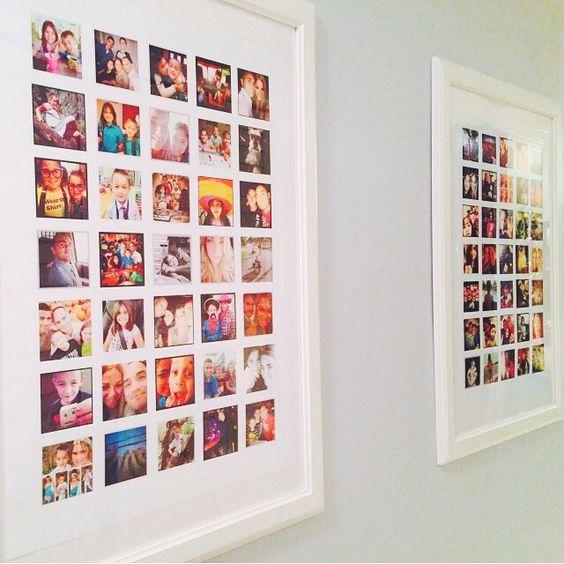 ιδέες για Instagram Gallery ντεκόρ τοίχου10