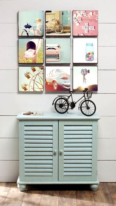 ιδέες για Instagram Gallery ντεκόρ τοίχου18
