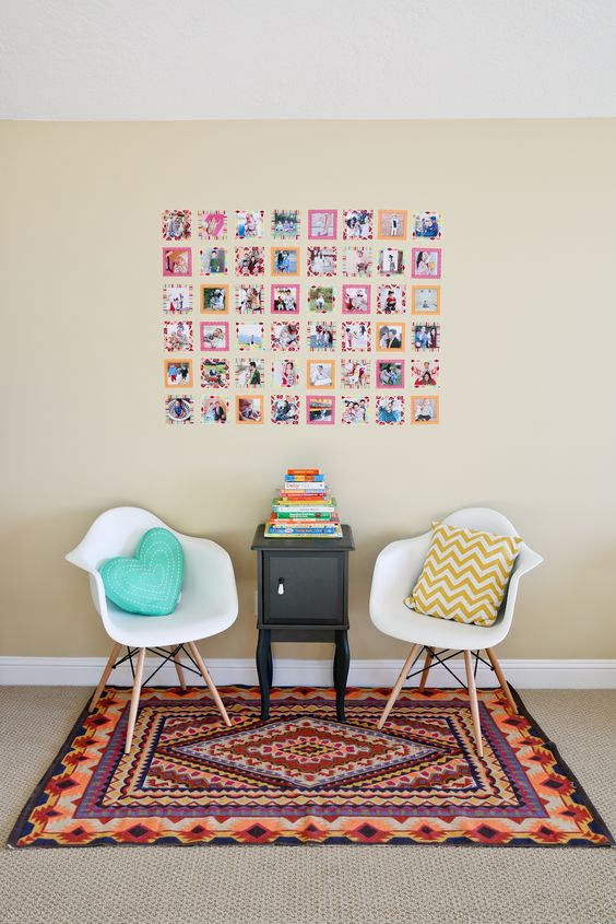 ιδέες για Instagram Gallery ντεκόρ τοίχου22