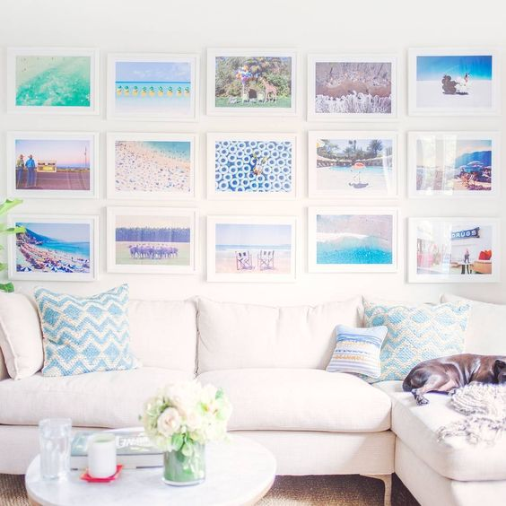 ιδέες για Instagram Gallery ντεκόρ τοίχου5