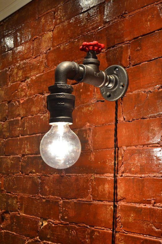 βιομηχανικά φωστιστικά ιδέες12