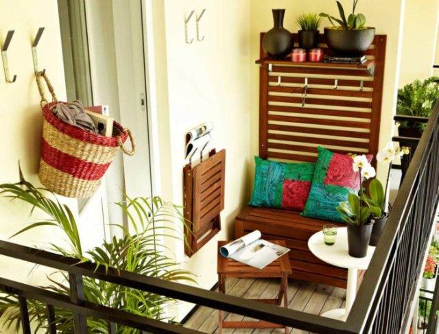 ιδέες για μικρό μπαλκόνι13