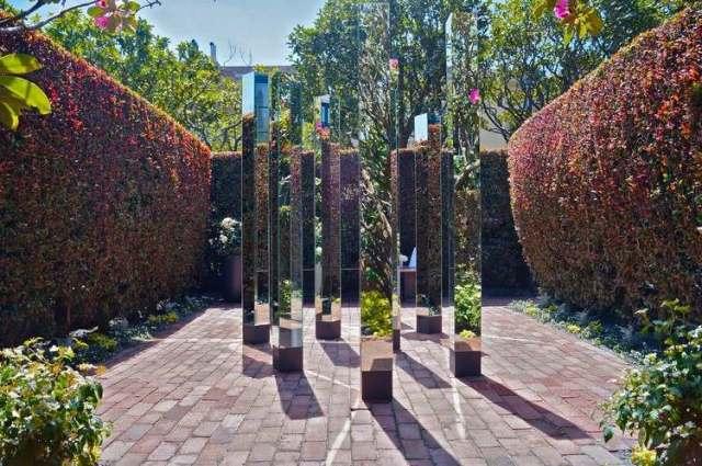 Μοντέρνα γλυπτική κήπου12