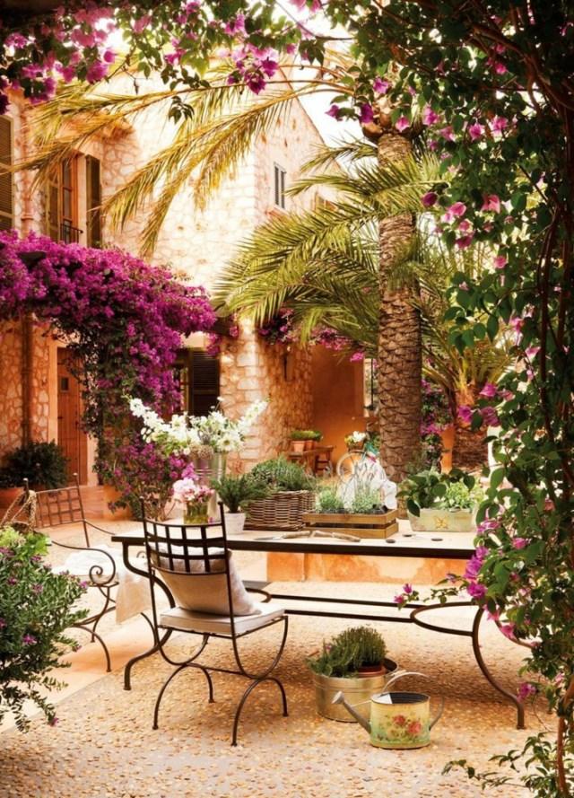 ιδέες σχεδιασμού κήπου στο γαλλικό στυλ11