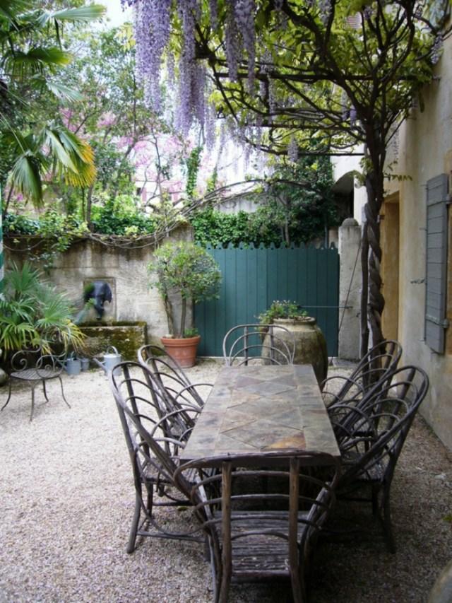 ιδέες σχεδιασμού κήπου στο γαλλικό στυλ6