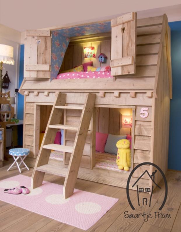 ξύλινα σχέδια κρεβατιών4