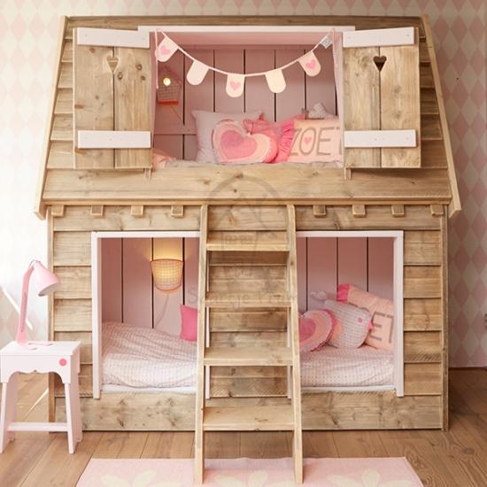 ξύλινα σχέδια κρεβατιών5