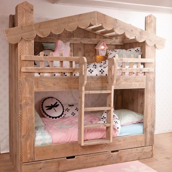 ξύλινα σχέδια κρεβατιών7