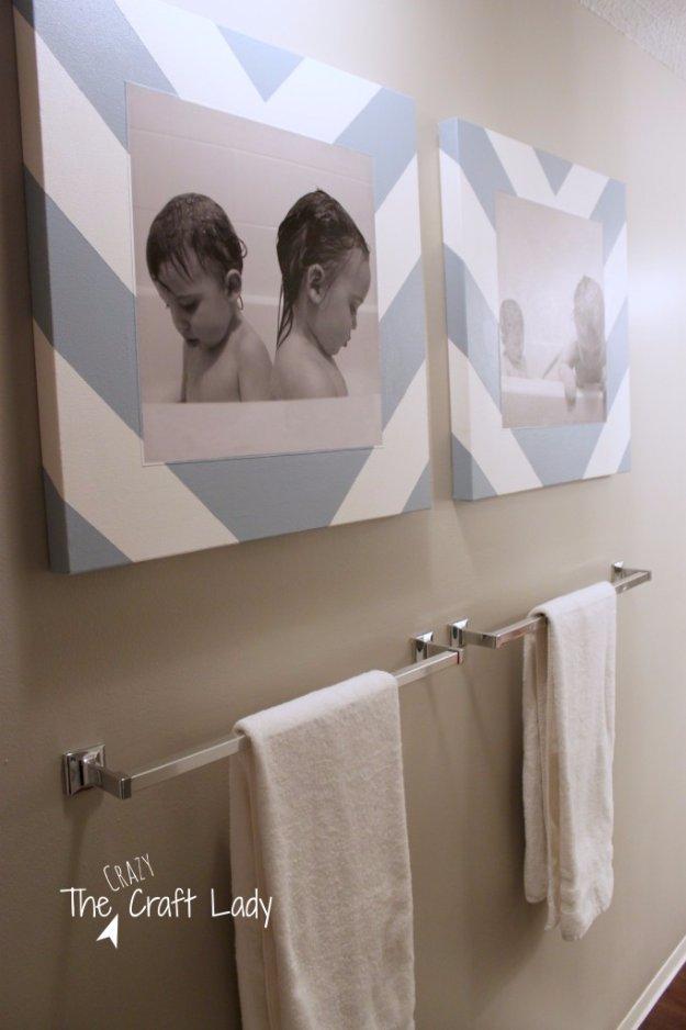DIY Ιδέες για ντεκόρ στο μπάνιου13