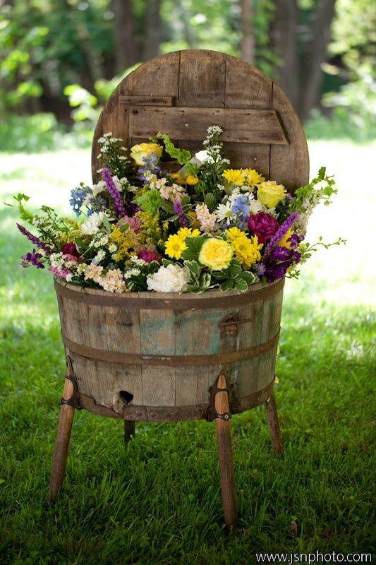 Έμπνευσμένες γλάστρες λουλουδιών15