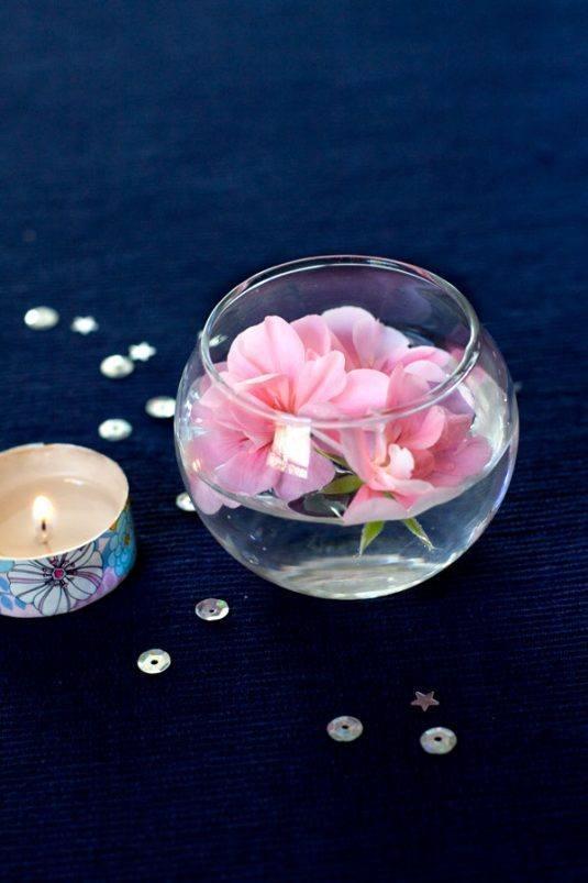 Ανοιξιάτικες διακοσμήσεις με κεριά5