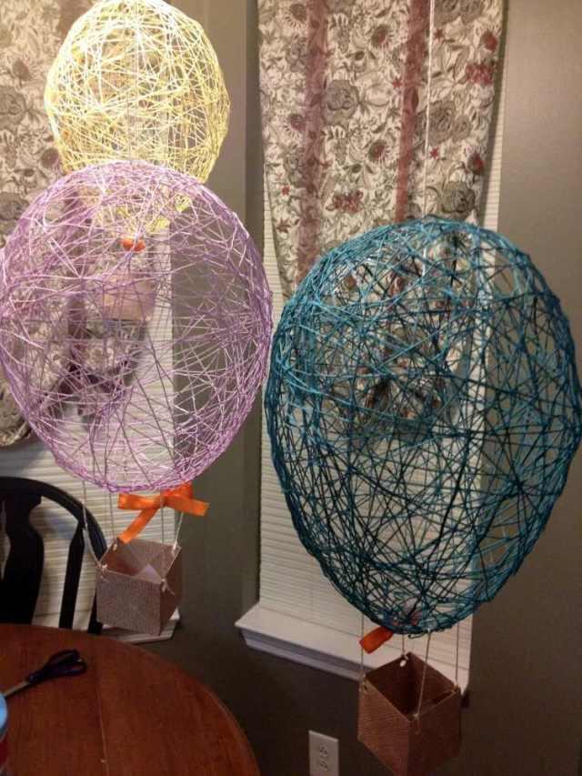 DIY έργα με μπαλόνια7
