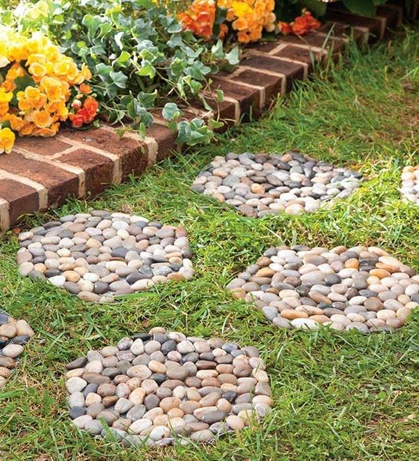 Decor κήπου με πέτρες2