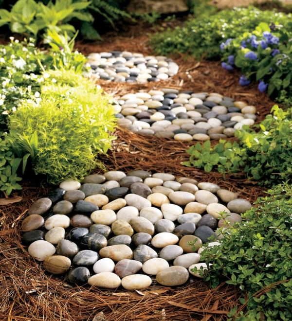Decor κήπου με πέτρες3