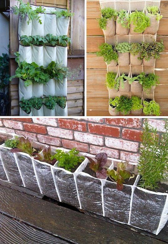 diy ιδέες για γλάστρες κήπου4