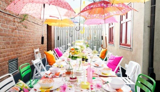 ιδέες διακόσμησης με ομπρέλες15
