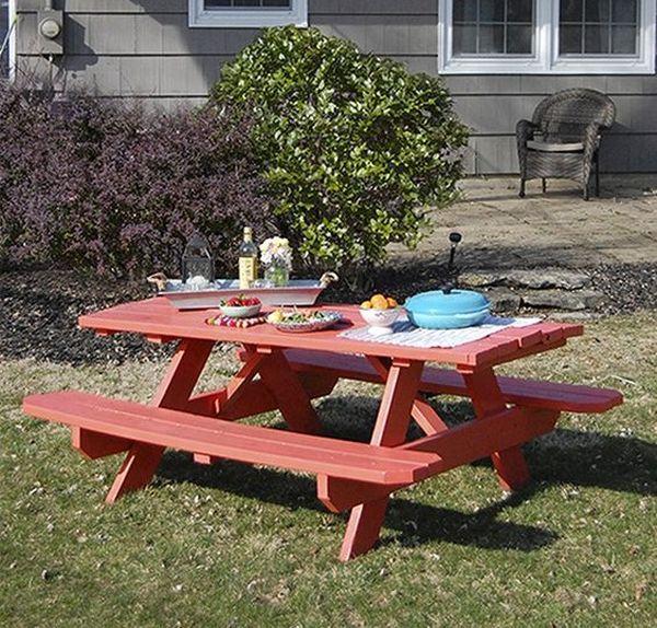 ζωγραφισμένα τραπέζια για τον κήπο17