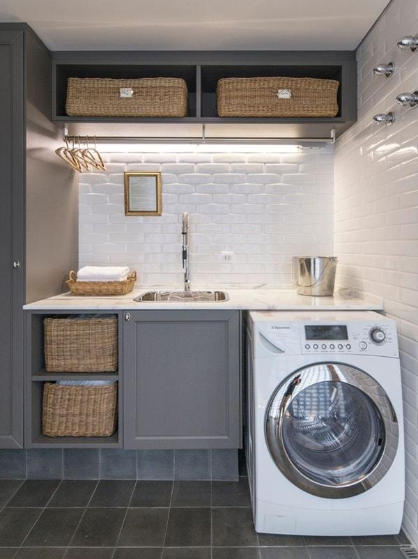 Δωμάτιο πλυντηρίου λειτουργικές ιδέες10