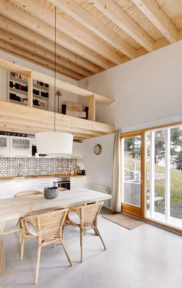διακόσμηση τύπου loft9