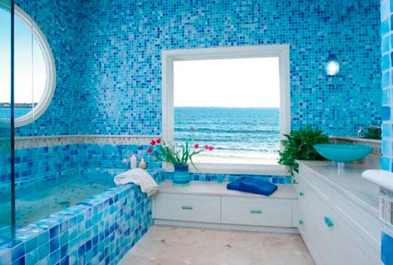 μπάνια εμπνευσμένα από τη θάλασσα1