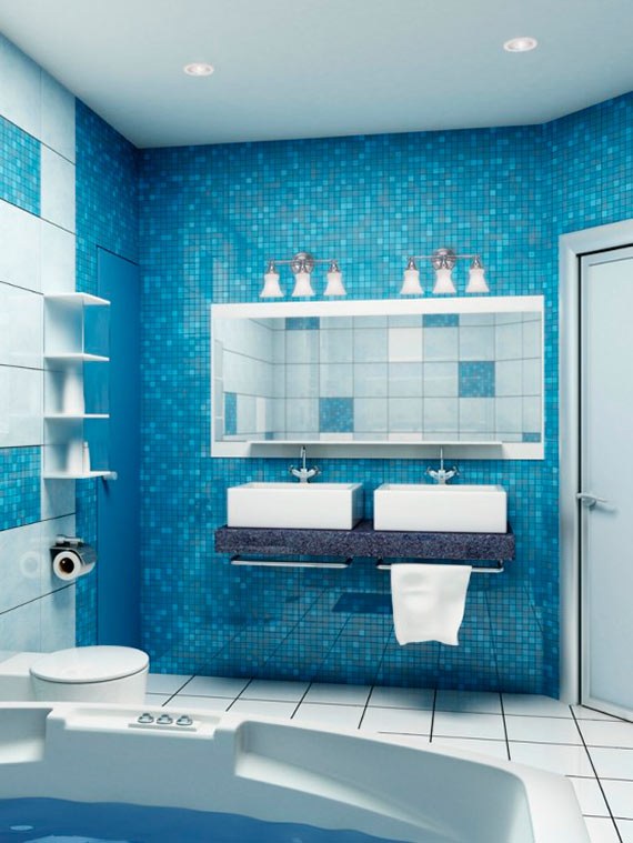 μπάνια εμπνευσμένα από τη θάλασσα2