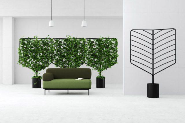 Βοτανικές γλάστρες ως υπέροχα διακοσμητικά και διαχωριστικά χώρου4