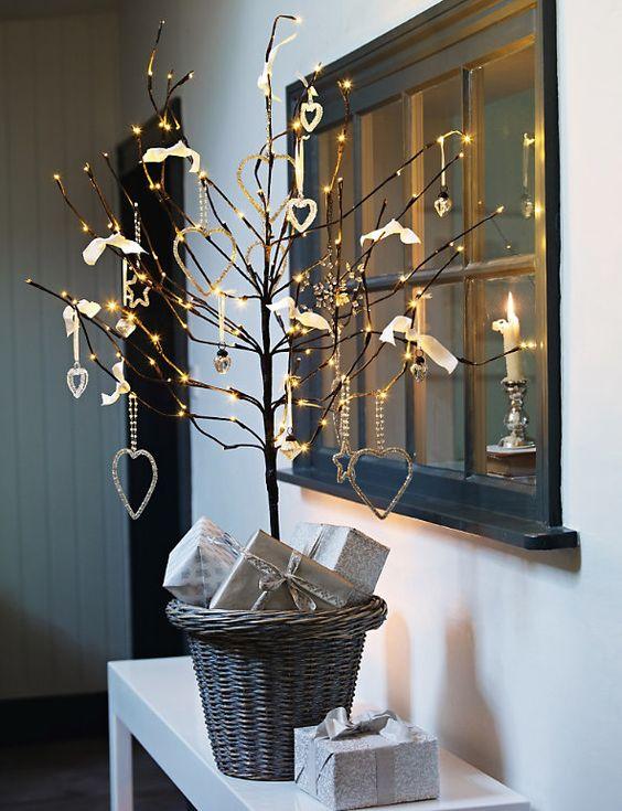 Χριστουγεννιάτικο δέντρο από κλαδιά3