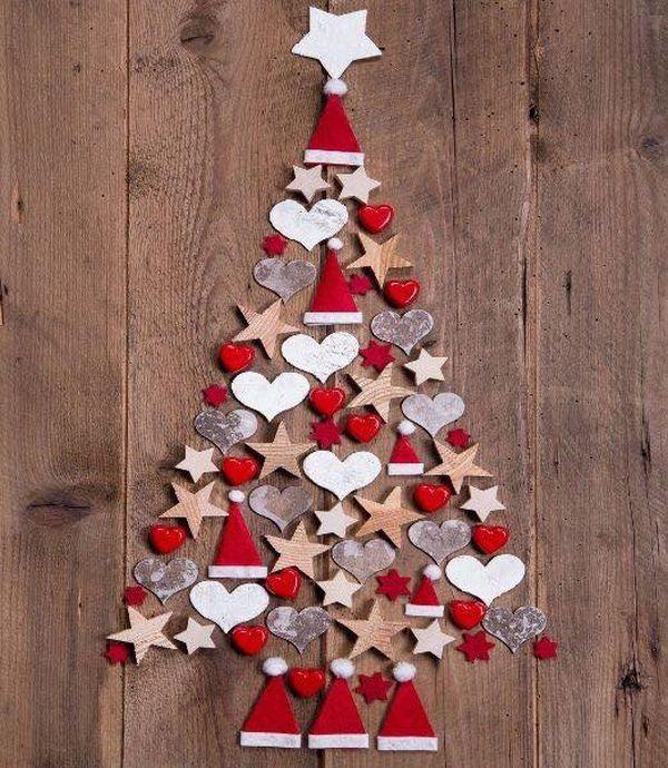 εναλλακτικα χριστουγεννιάτικα δέντρα9